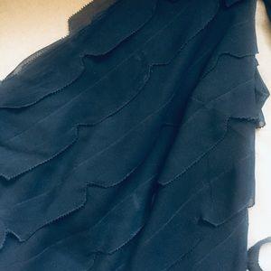 BCBG Dresses - BCBG One-Shoulder Cocktail Dress